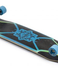 ML7600 Mindless Core Freeride Graphic Angle