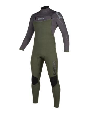 Mystic hidrotērps Star Fullsuit 4/3mm Double Fzip