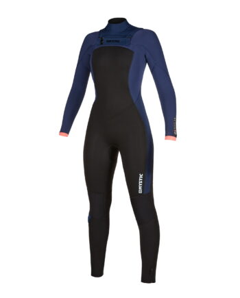 Mystic hidrotērps Dazzled Fullsuit 3/2mm Double Fzip Women