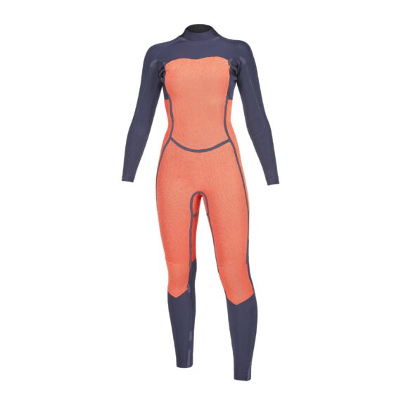 Mystic hidrotērps Dazzled Fullsuit 3/2mm Bzip Women